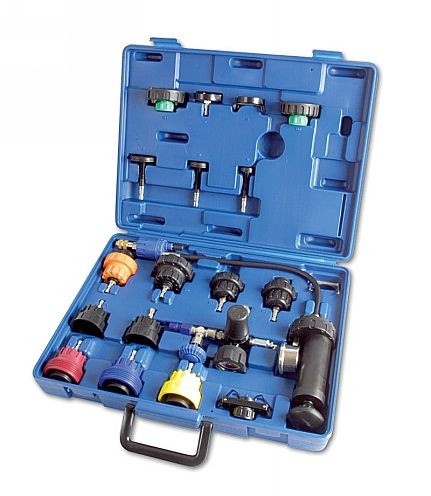 Kit Comprobador presión circuito de refrigeración