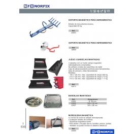 Utillaje y equipos de inspección magnéticos
