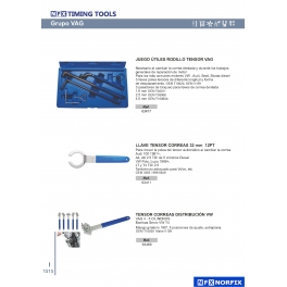 Timing tools Wolkswagen