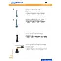 Herramientas de reparación de válvulas
