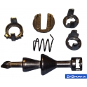 Kit reparación cerraduras BMW Serie 3  (E90/91/92/93) 05-12 Long. leva 78.0 mm