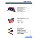 Cargadores de baterías, Inverters y boosters